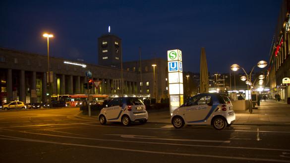 car2go Stuttgart zieht positive Bilanz und erweitert Flotte