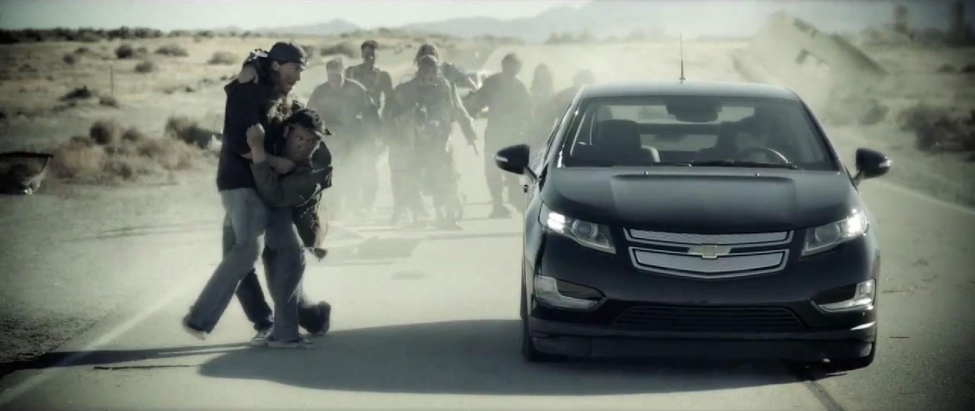 USA: August Rekordmonat für Chevrolet Volt