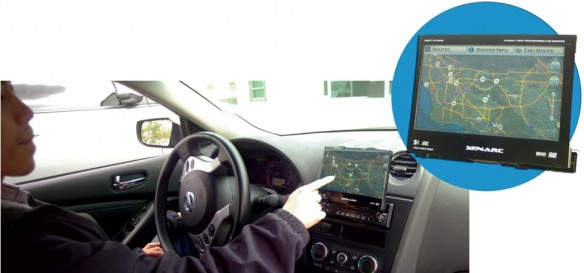 Elektroauto Reichweite um 10% vergrößern – per Navigation