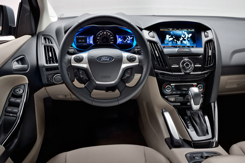 WLAN im Ford Focus Electric
