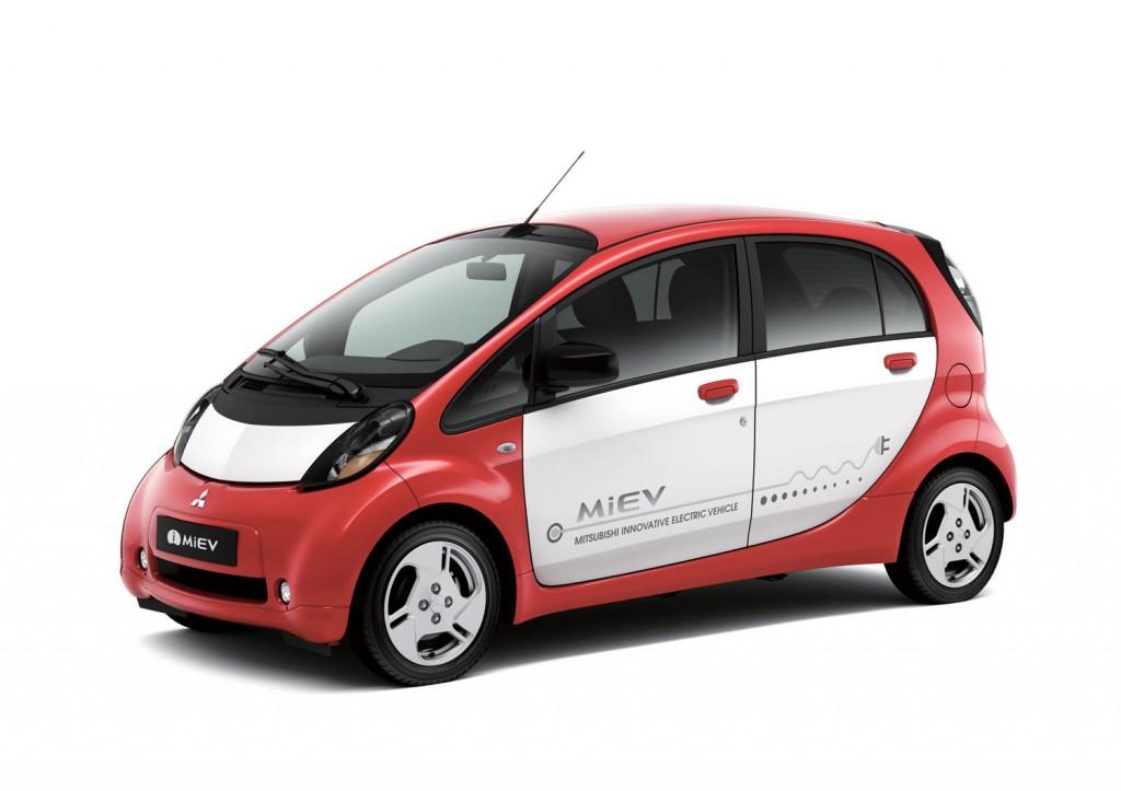 mitsubishi imiev elektroauto blog