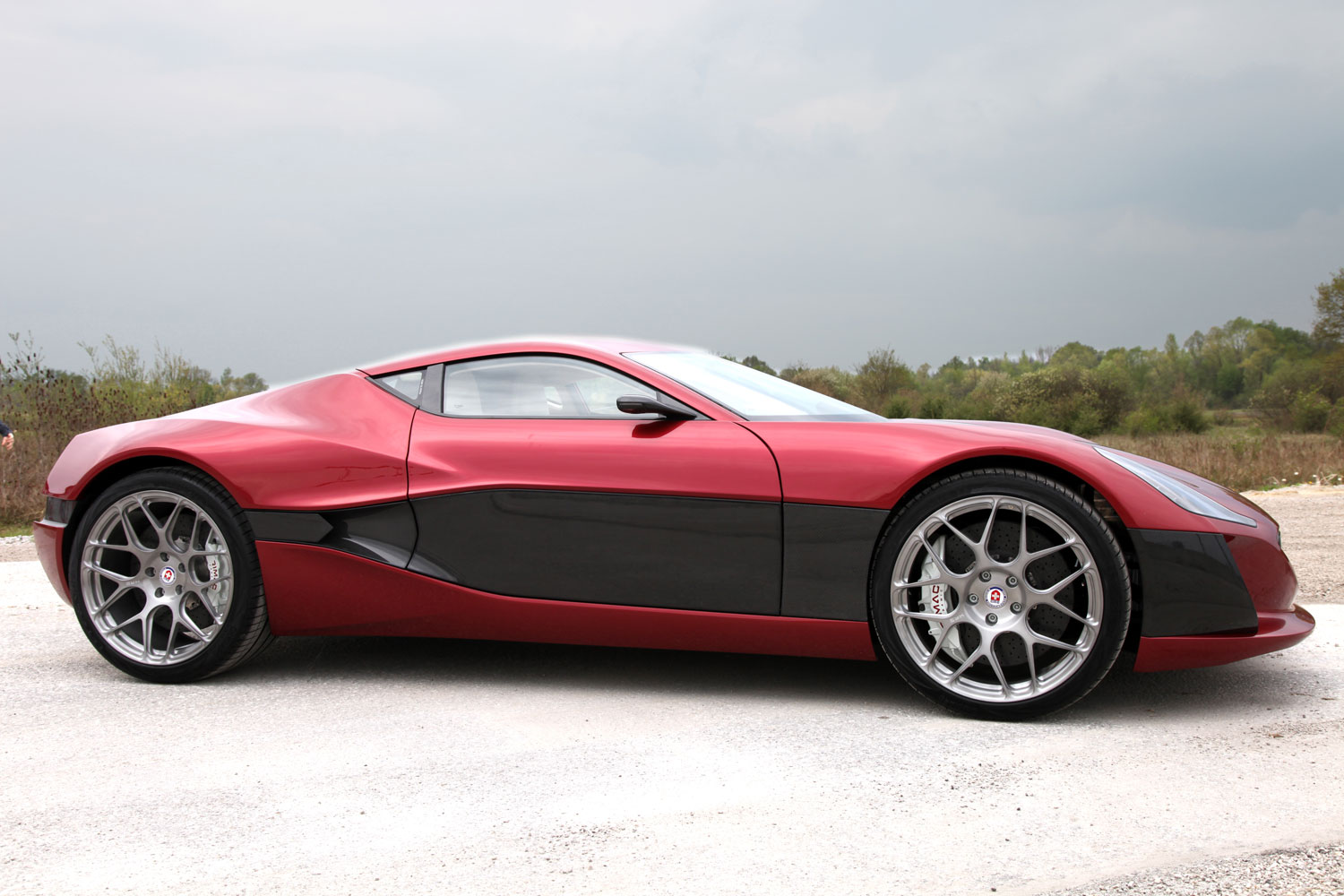Rimac Concept One in Aktion [Video]