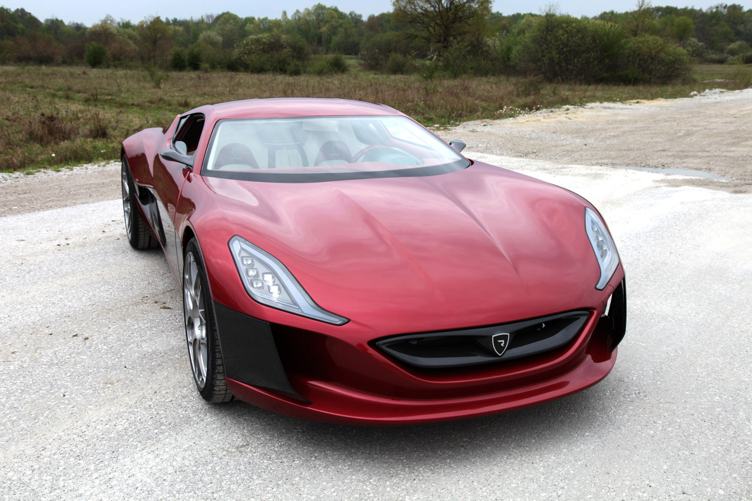 Technische Details Rimac Concept One [Video]