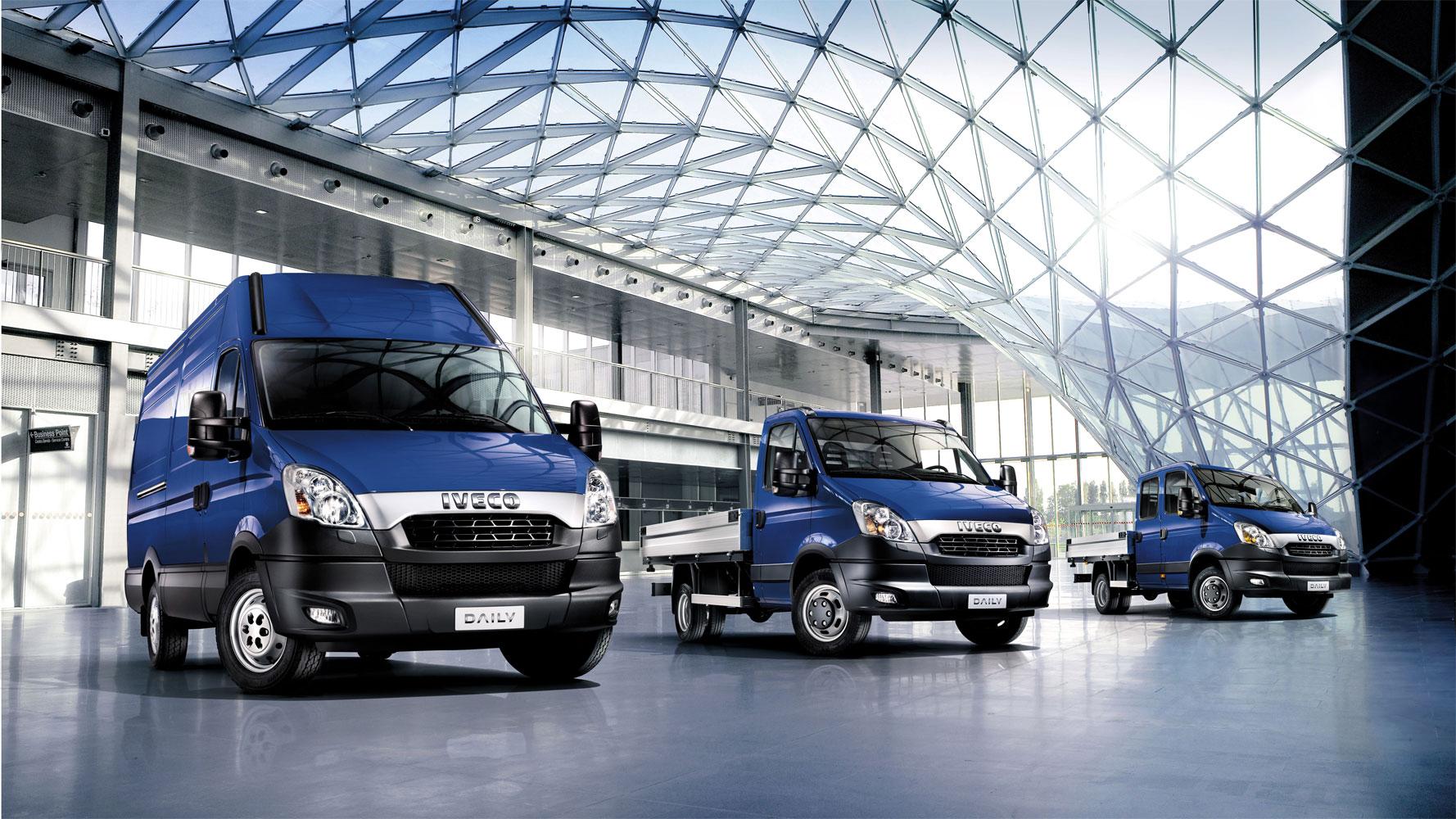 Iveco New Daily Electric auf der IAA Nutzfahrzeuge