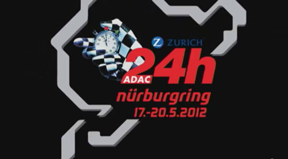 24-Stunden-Rennen Nürburgring 2012