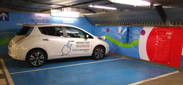 Ein Elektroauto in Deutschland zu laden ist kompliziert