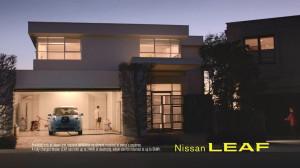 Nissan Leaf 'What if' Werbung mit Fehler