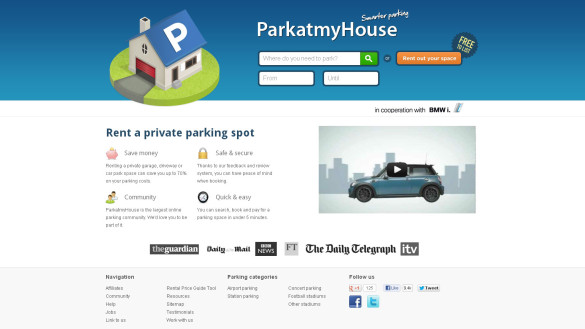 parkatmyhouse.com