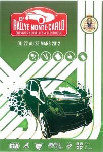 Rallye Monte Carlo 2012