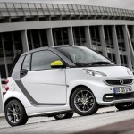 smart forttwo electric drive edition BoConcept