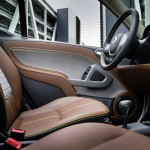 smart forttwo electric drive edition BoConcept Innenraum