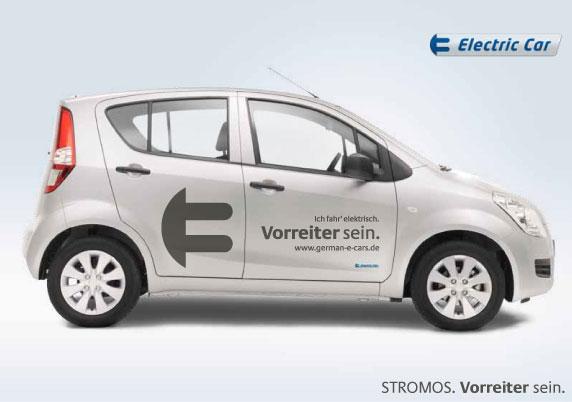 Elektroauto Umrüster: German E-Cars
