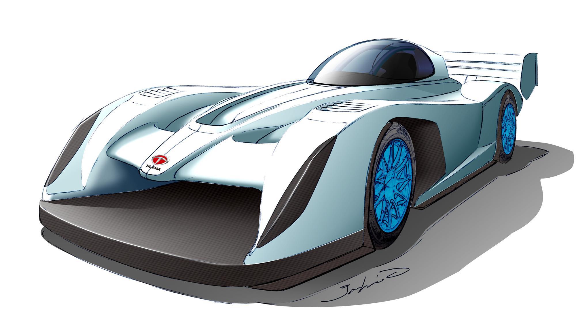 Monster Tajima – Pikes Peak Rekordversuch im Elektroauto